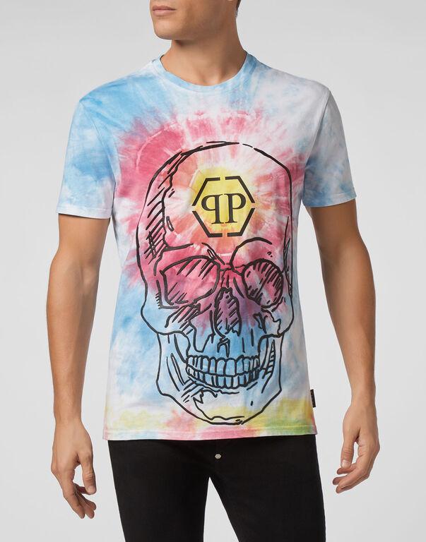 T-shirt Round Neck SS Tie dye
