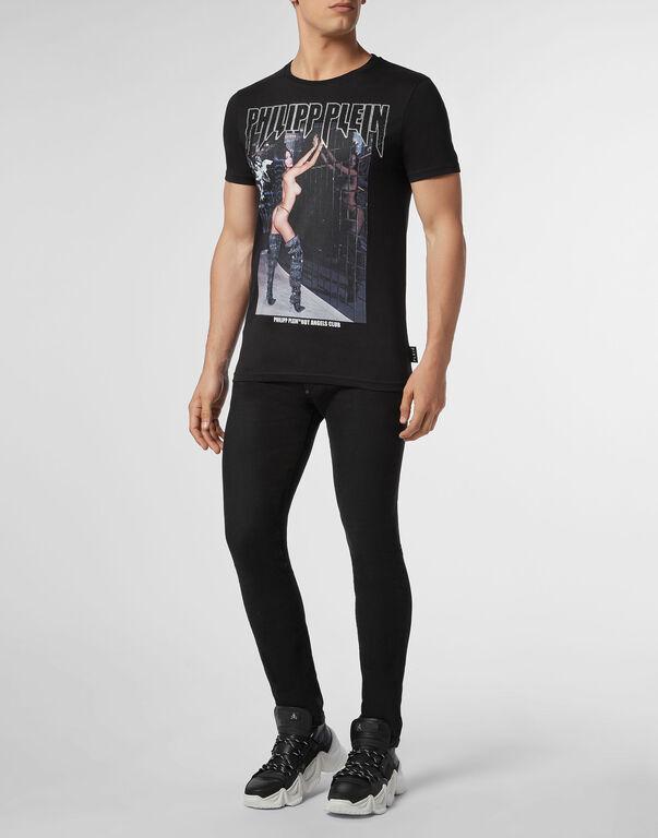 T-shirt Round Neck SS Angel
