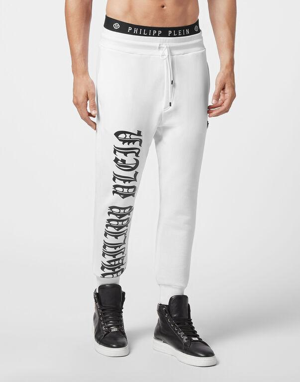 Jogging Trousers print Gothic Plein