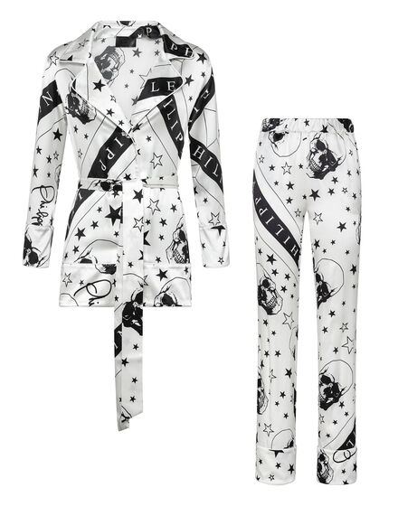 Top/Trousers Stars and skull