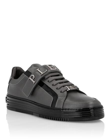 Lo-Top Sneakers Contrast
