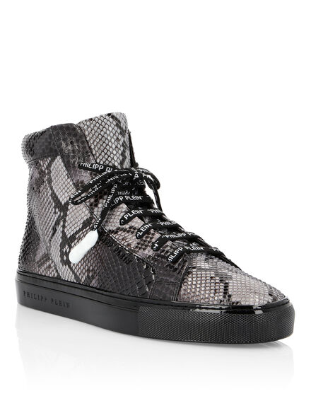Hi-Top Sneakers Luxury