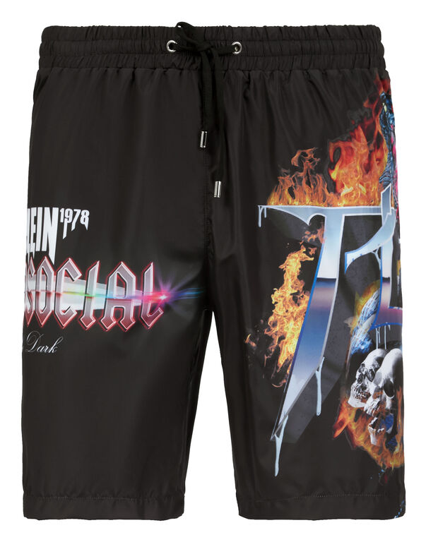 Beachwear Short Trousers Psychosocial