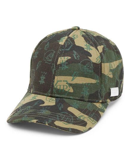 Baseball Cap Camouflage  Monogram