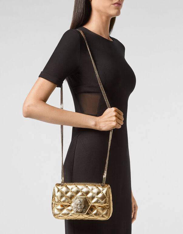 Shoulder Bag Gold