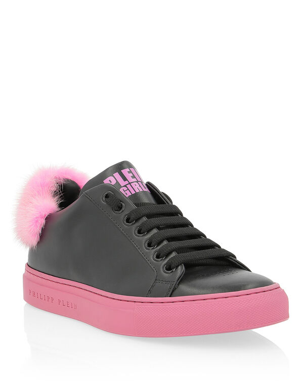 Lo-Top Sneakers Pink paradise