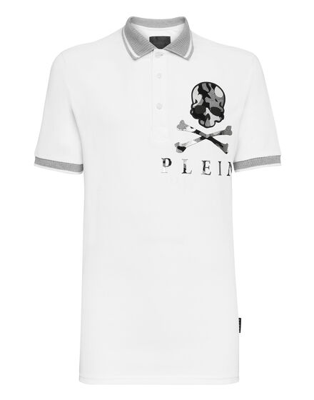Polo shirt SS Camouflage
