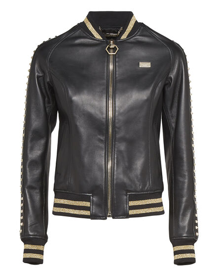 Leather Bomber What The Price