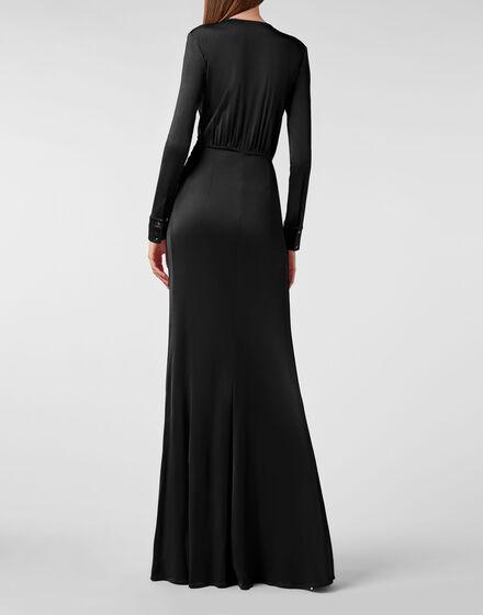 2d349a8912f Long Dress Elegant Long Dress Elegant ...