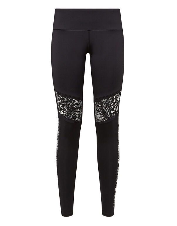 "Jogging Leggings Morgan Fit ""Dangerous"""