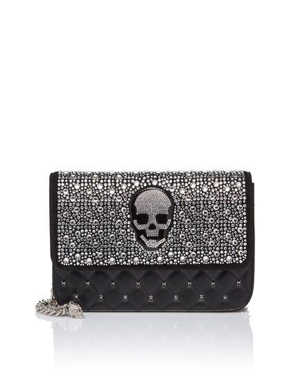 Shoulder Bag Rich Skull