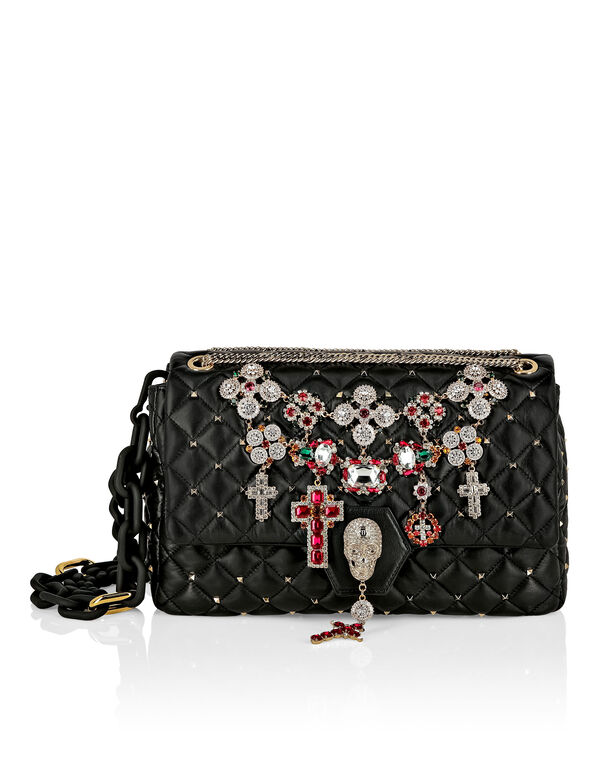 Shoulder Bag Baroque cross