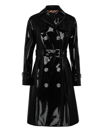 Coat Long Killer  Latex