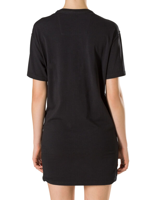 "T-shirt Round Neck SS ""Vivid Sand"""