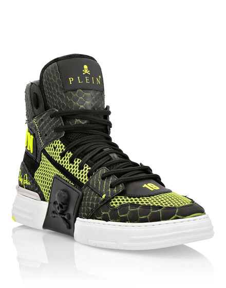 PHANTOM KICK$ Hi-Top Python