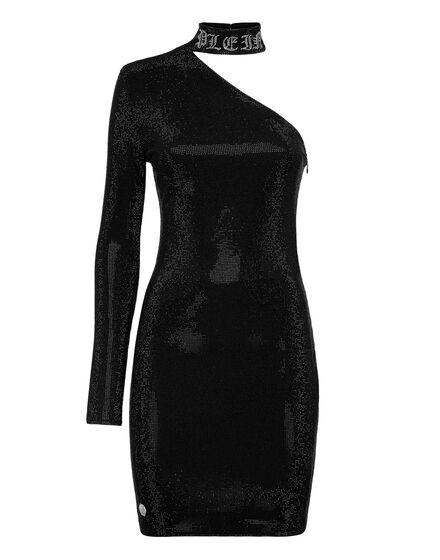 Short Dress Gothic Plein