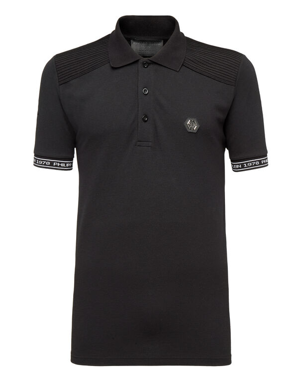 "Polo shirt SS ""The mood"""
