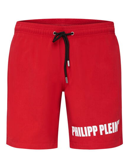 Beachwear Short Trousers  Outline Philipp Plein TM