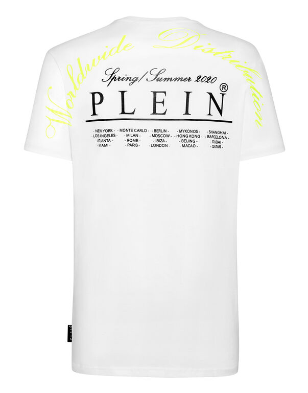 T-shirt Round Neck SS Plein Star