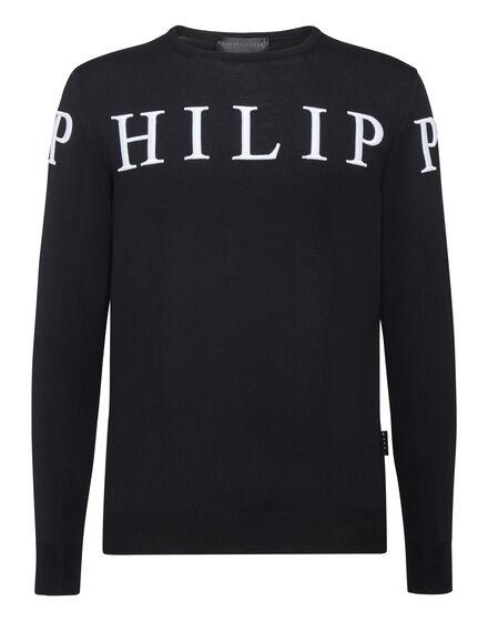 Pullover Round Neck LS Philipp Plein TM