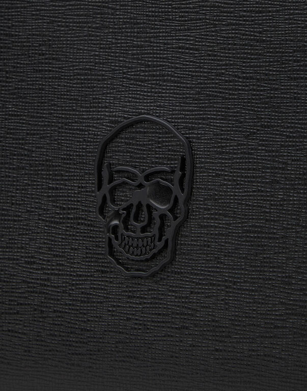 Double zip around Skull