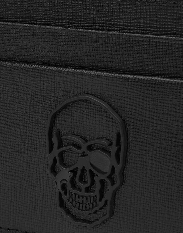 Credit Cards Holder Skull
