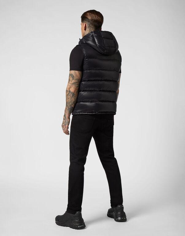 Short Vest Gothic Plein