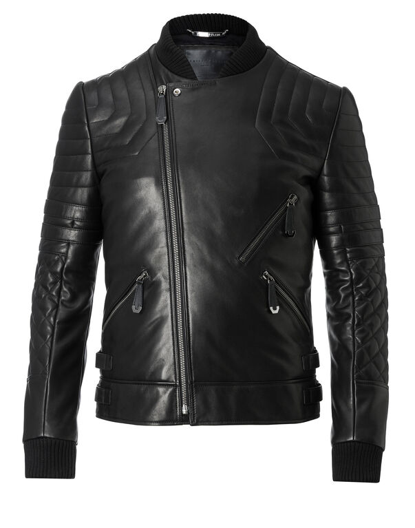 "Leather Biker ""Second version"""