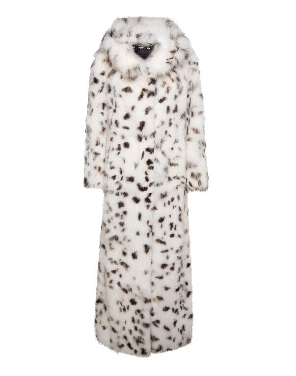 Fur Coat Long