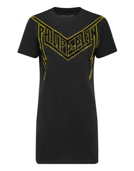 T-Shirt Short Dresses Thunder