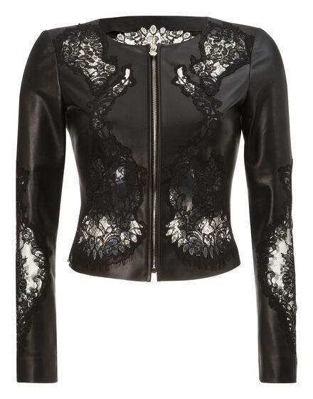 leather jacket fairytale
