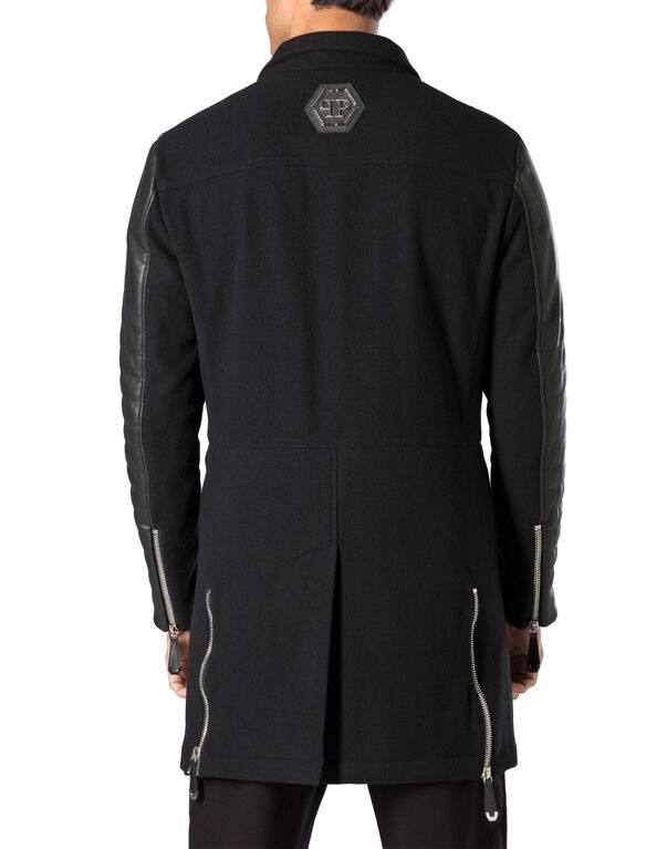 """Coat Long """"Ginka"""""""