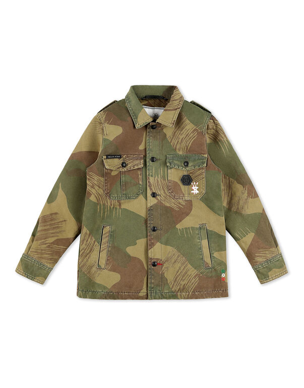 Jacket Teddy Bear