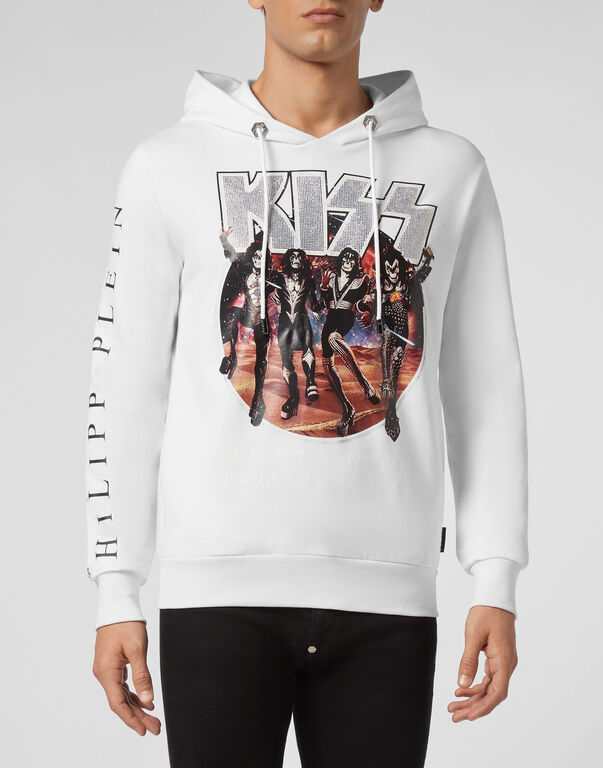 Hoodie sweatshirt Rock band