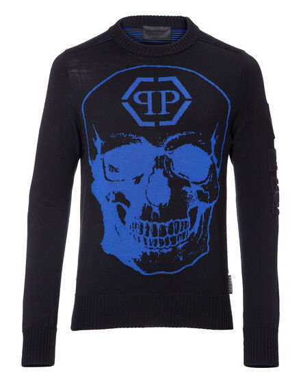 Pullover Round Neck LS Give me