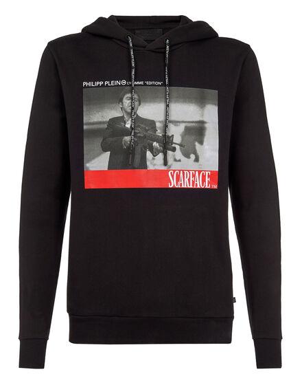 Hoodie sweatshirt Scarface