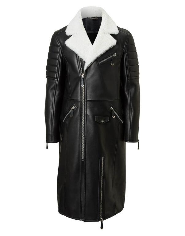 "Long Coat ""To go"""