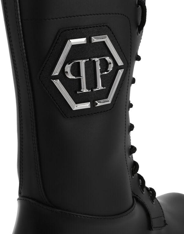 Boots Flat Hexagon