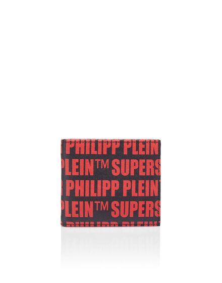 French wallet Philipp Plein TM