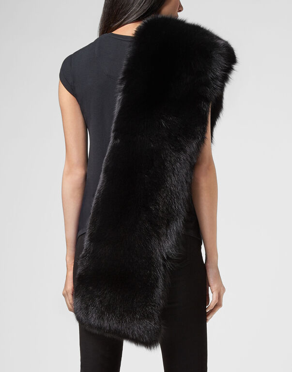 "Fur collar  ""You and Me"" Luxury"