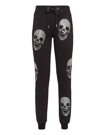 Jogging Trousers Queen Skull