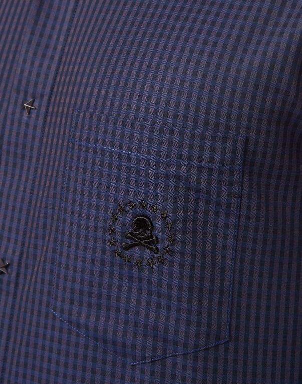 """Shirt Diamond Cut LS """"Stars"""""""