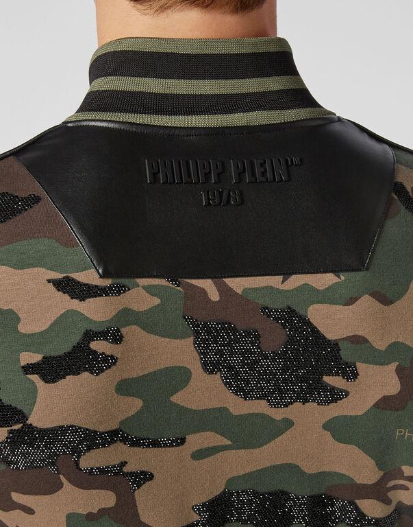 Jogging Jacket Camouflage