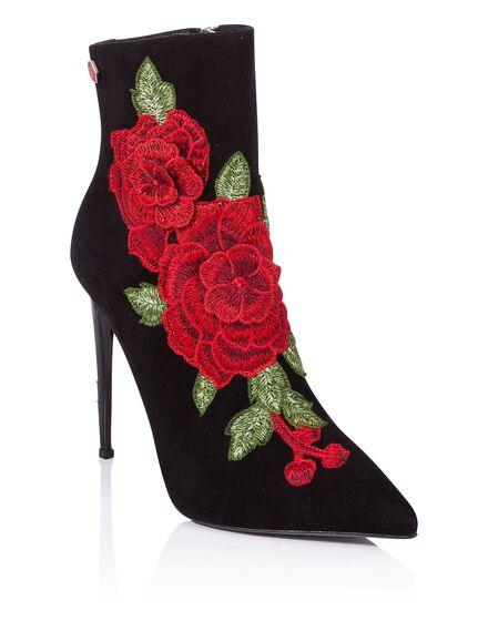 bootie high heels Eva