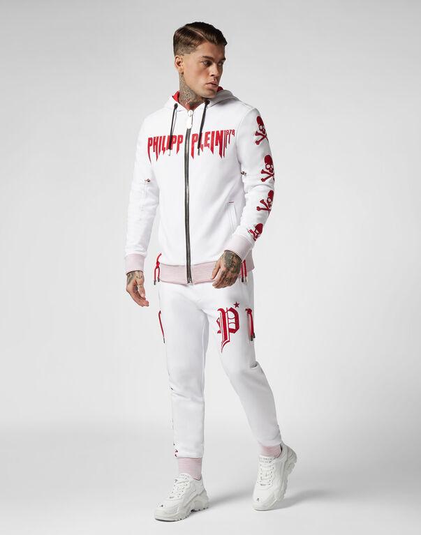 Hoodie Sweatjacket Angel