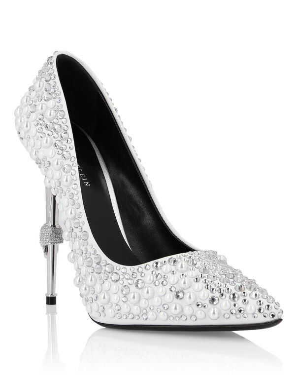 Decollete Hi-Heels Crystal