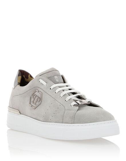 Lo-Top Sneakers Hexagonal