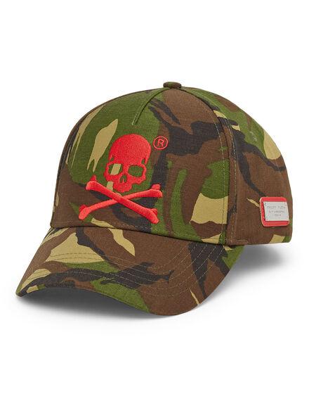 Visor Hat Skull ... 1acc055239d