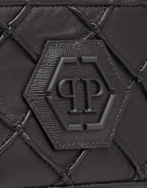 French wallet Geometric