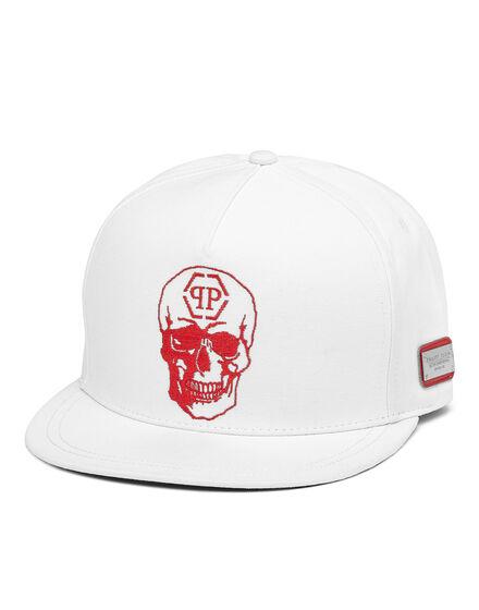 Visor Hat Skull